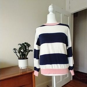 Andree by Unit Stripe Sweater